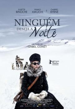 Capa do Filme Ninguém Deseja a Noite