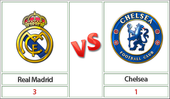 Real Madrid HD: Guinness Cup : Real Madrid 3 vs 1 Chelsea ...