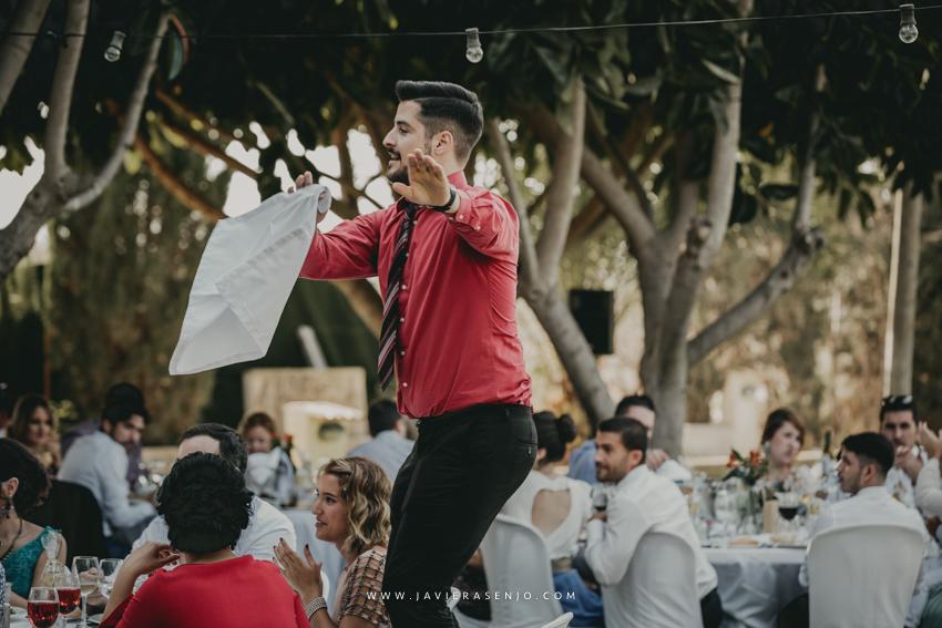 banquete de boda en el hort kalausi catering ya