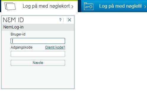 IVÆRKSÆTTER - Blog for dig der vil være selvstændig: nemID Medarbejder signatur