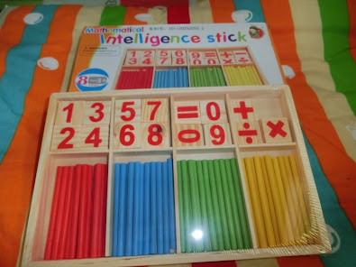 intelligence stick for learn maths easy