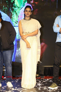 Actress Rakul Preet Singh Stills in White Dress at Winner Pre Release Function  0037.jpg