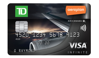 Rewards canada new td aeroplan visa infinite offer up to 25000 as you may have seen on the main rewards canada site yesterday the details of the new td aeroplan visa infinite card offer were released colourmoves