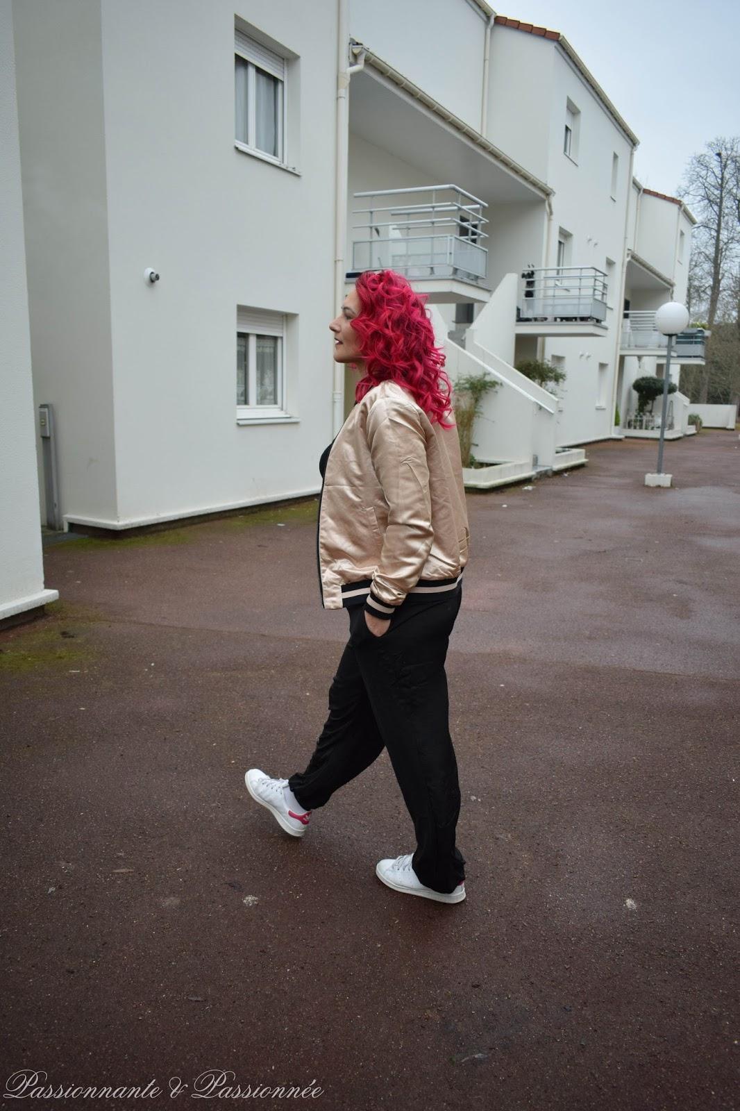 avoir les cheveux rose