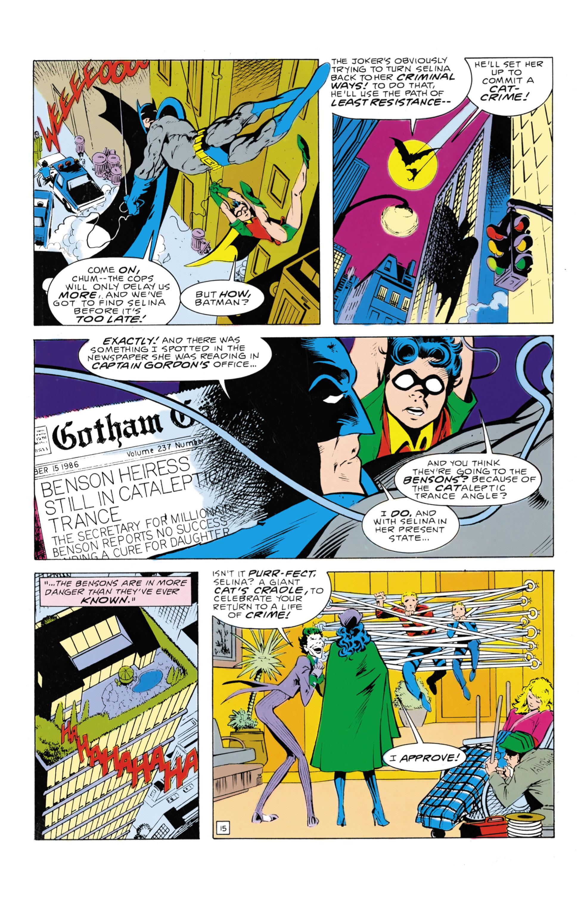 Detective Comics (1937) 570 Page 15