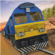 Train Drive 2018 Free Train Simulator Unlimited Money + Data for Android