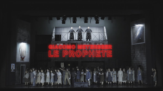 Meyerbeer - Le prophete at Deutsche Oper, Berlin