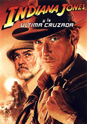 Indiana Jones 3 en español Latino
