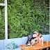 鬧區中的寧靜 - 雨林咖啡 Rainforest cafe Nha Trang