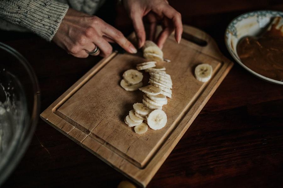 recette tarte a la banane sans gluten spoonencore