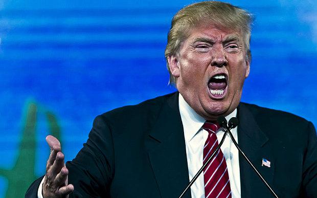 Donald Trump esmaga oponentes em Nova York