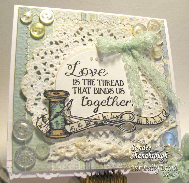 Simply Southern Sandee: Love Is The Thread That Binds Us