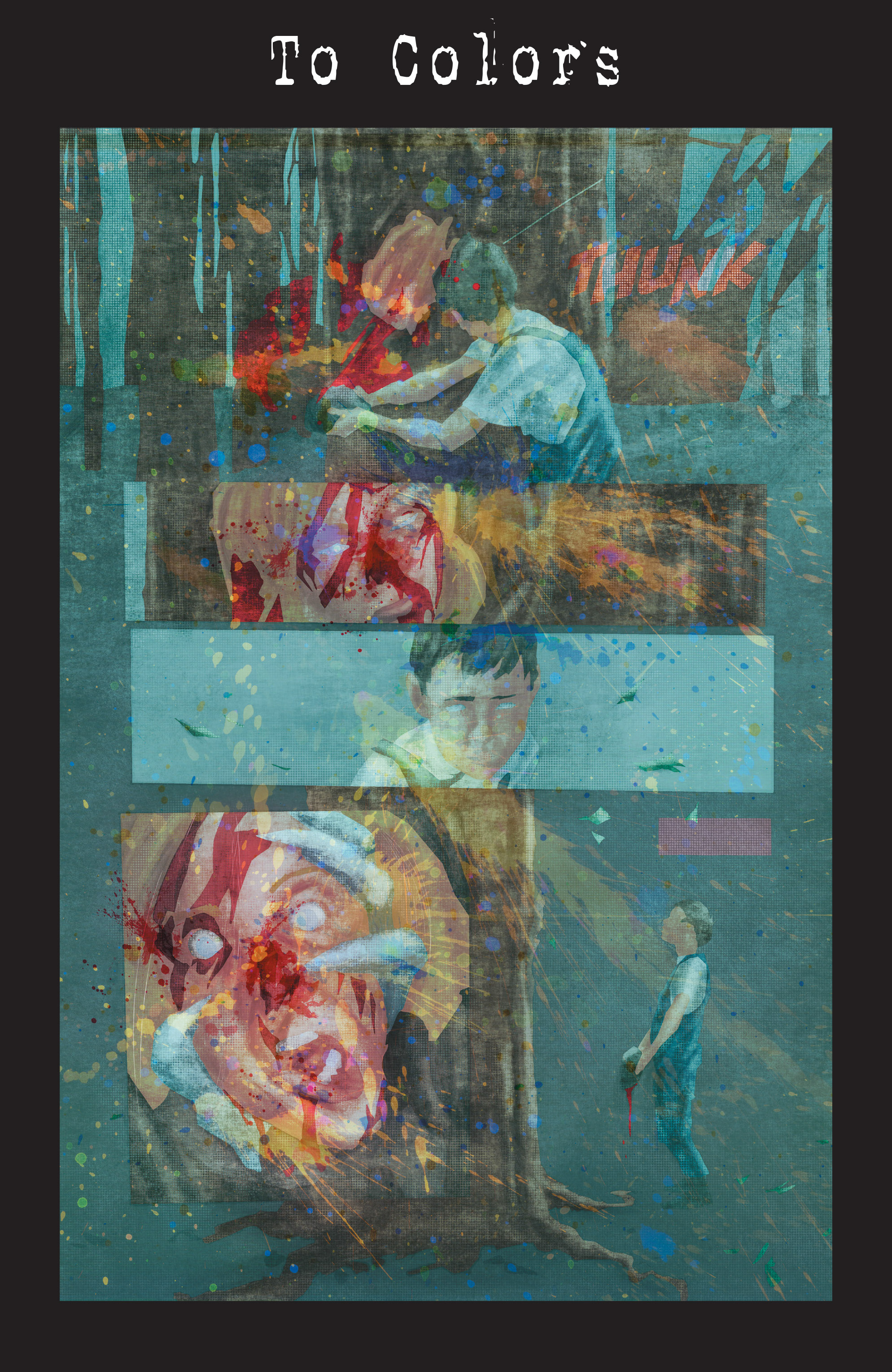 Read online Wytches comic -  Issue #1 - 37