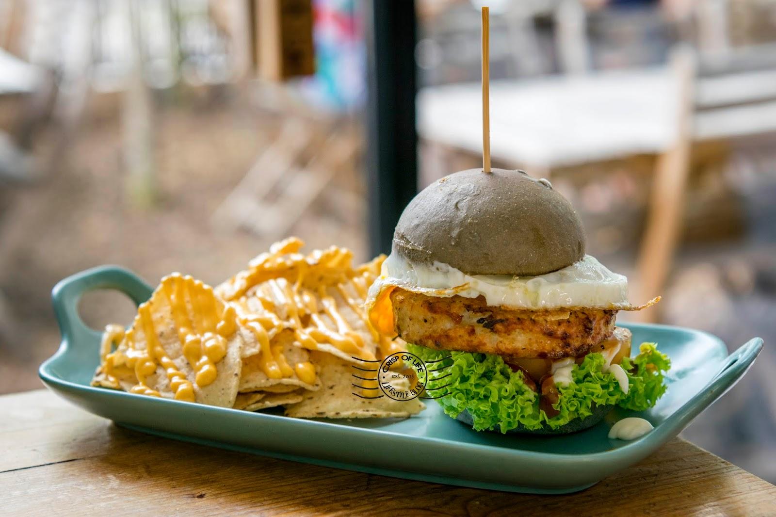 Bukku Cafe at Setia Alam, Klang, Selangor