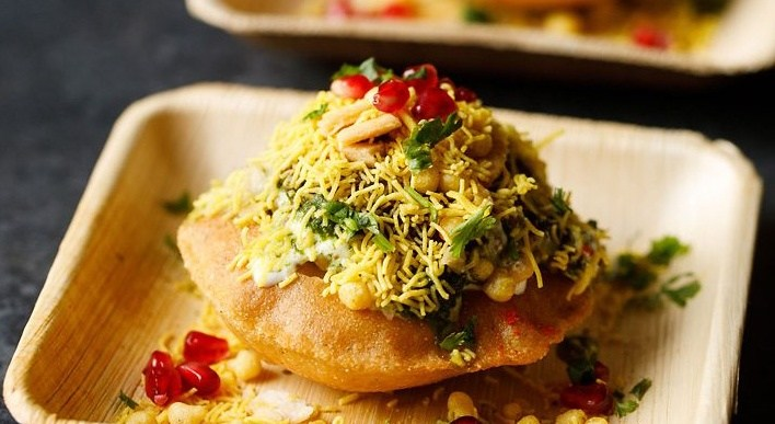 Tasty Kachori Traditional Ramadan Food