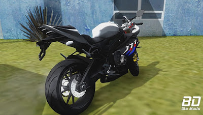 Mod , Moto,BMW S1000RR 2013 Tricolor para GTA San Andreas, GTA SA