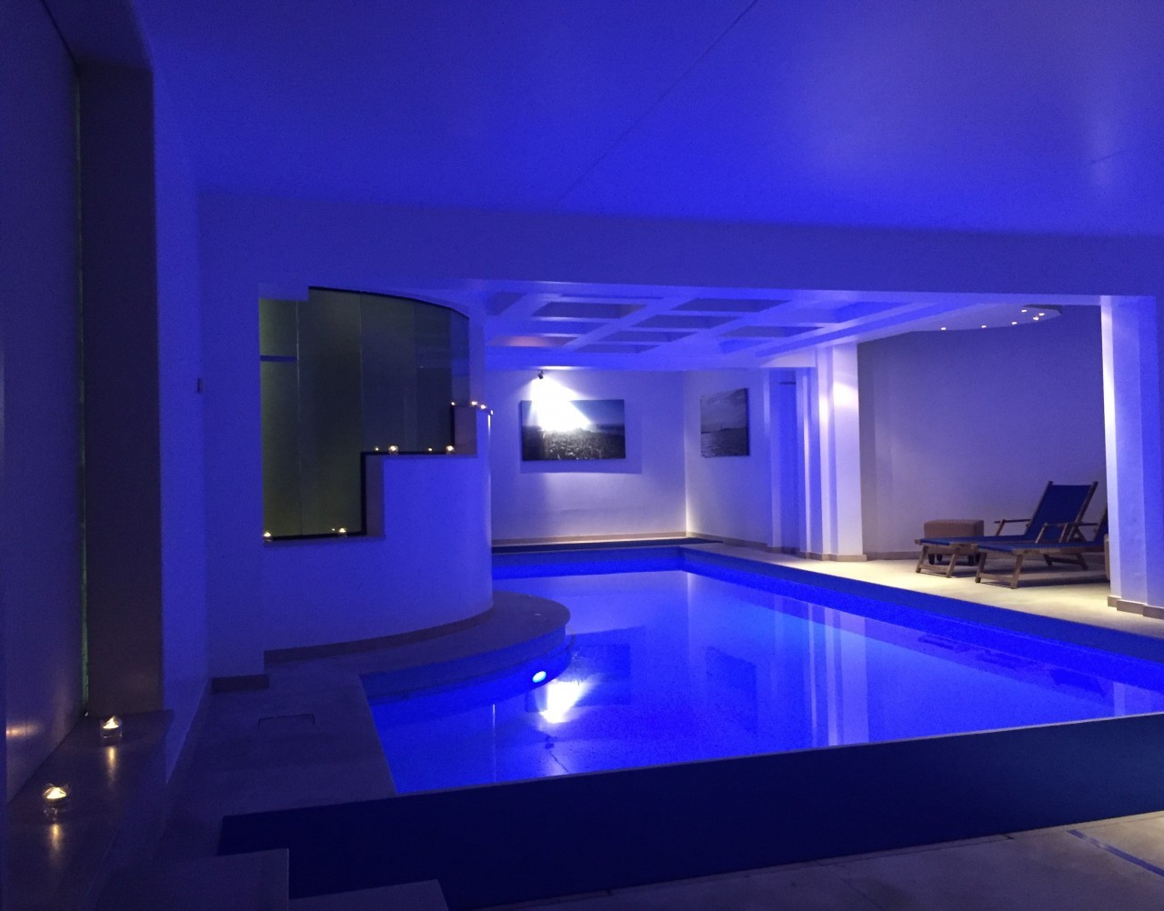 Villa en zwembad orange holiday housing