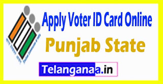 How to Apply Voter ID Card in Punjab State