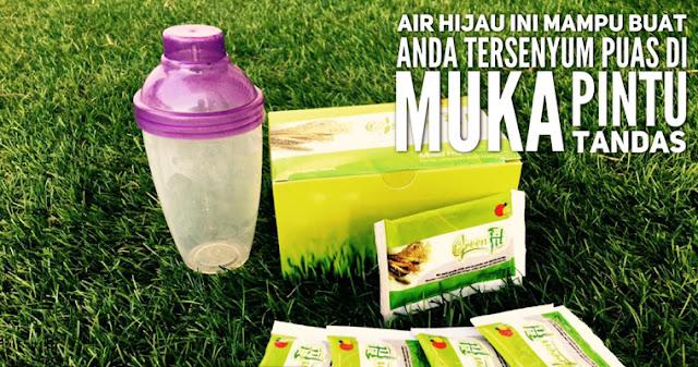 Greenfit Produk Mesra Jamban