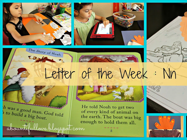 Letter of the Week: Nn