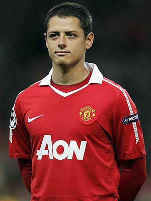 Football Players: Javier Hernandez Balcazar Profile and ...  Football Player...
