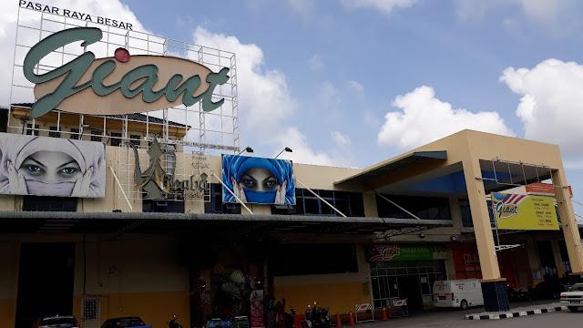 Giant Hypermarket Cheng