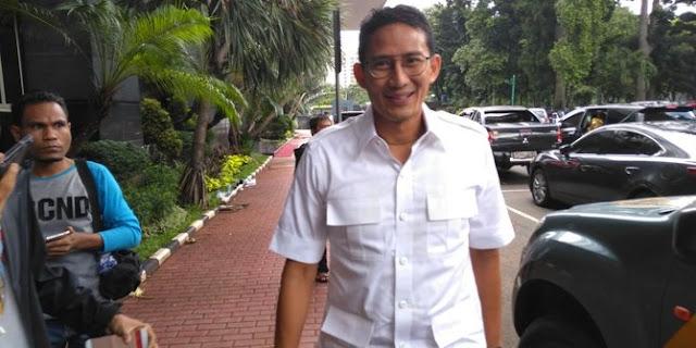 Sandiaga minta Sate Taican Dipindahkan karena Asapnya Mengganggu