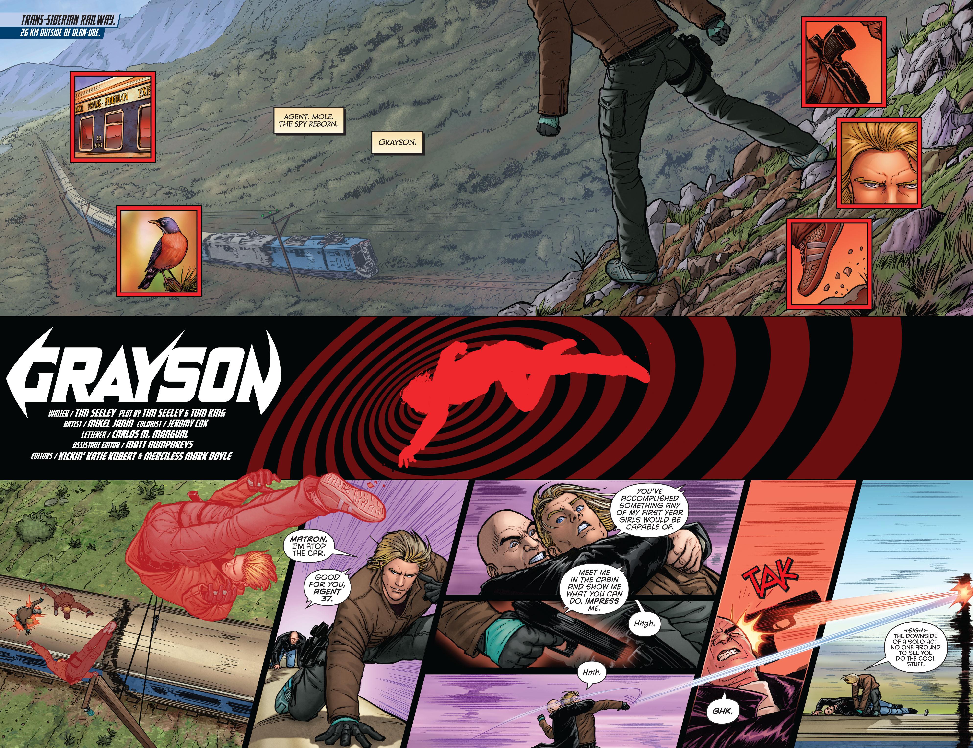 Read online Aquaman (2011) comic -  Issue #32 - 23