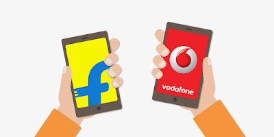 Vodafone and Flipkart tie up for 4G smartphones
