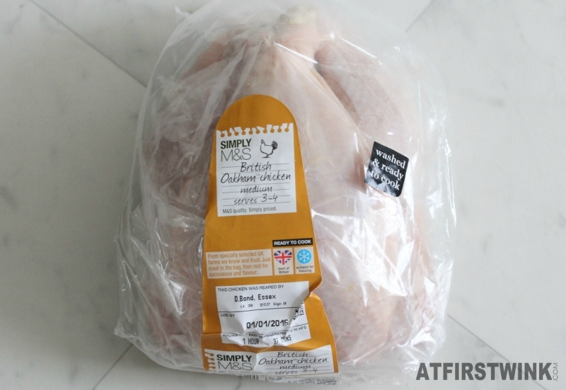 Simply M&S British Oakham chicken medium