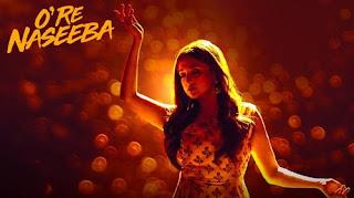 O Re Naseeba Lyrics   Monali Thakur   Sanjeev-Ajay