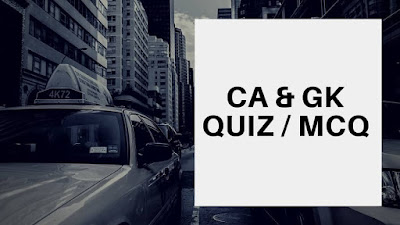 Daily Current Affairs Quiz: 6th March 2018