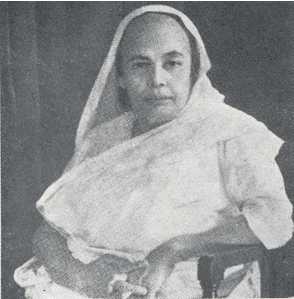 Mother Prabhabati-Bose