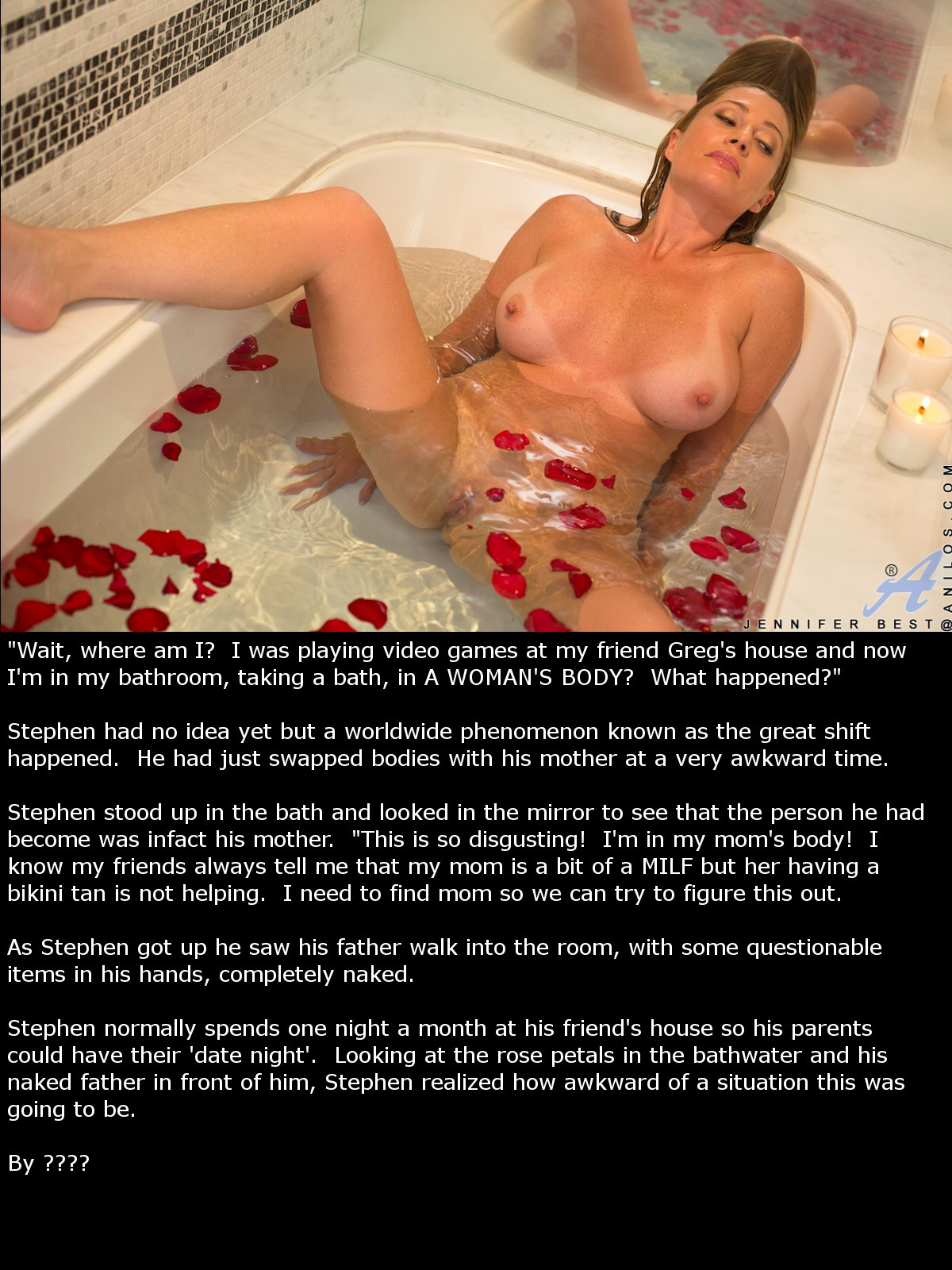 Mom wants a taboo relationship with not her son 8