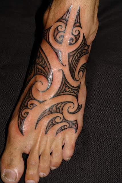 Art Maori Tattoo: Body Art World Tattoos: Maori Tattoo Art And Traditional