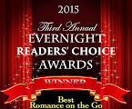 Alpha Blood: Reader's Choice Award Winner
