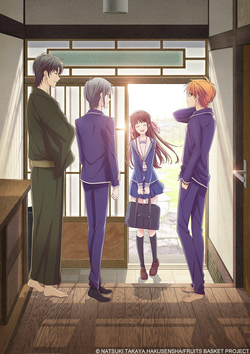 Fruits Basket Phần 3 - Fruits Basket the Final