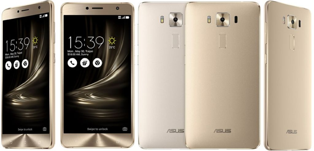 Asus ZenFone 3 Deluxe (ZS550KL) (2016) with Specifications