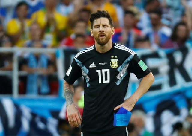 Tendangan Pinalti Yang Gagal Di Sempurnakan Oleh Messi Menunjukan Seorang Bintang Besar Juga Bisa Mengalami Kegagalan