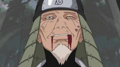 Horuzen Sarutobi, Shinobi Dalam Naruto Shippuden Yang Mati Terhormat