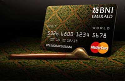 Debit BNI MasterCard