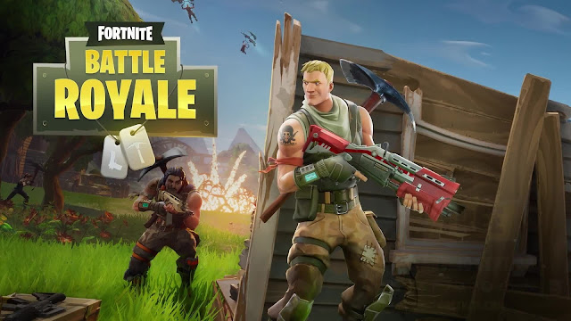 Download Game Fortnite 5