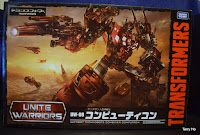 Transformers Unite Warriors Technobots