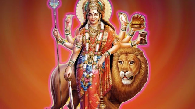 Beautifull Maa Durga  Wallpaper