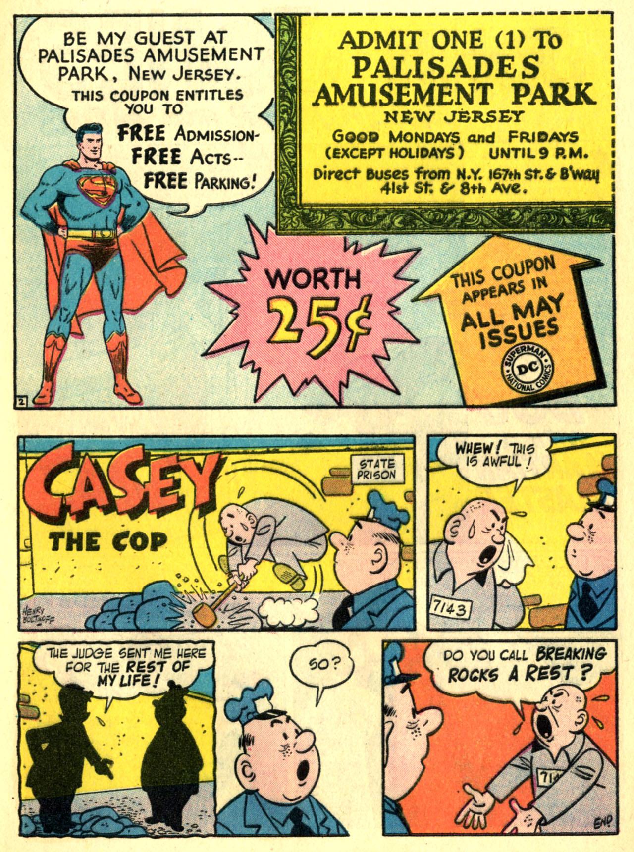 Detective Comics (1937) 232 Page 25
