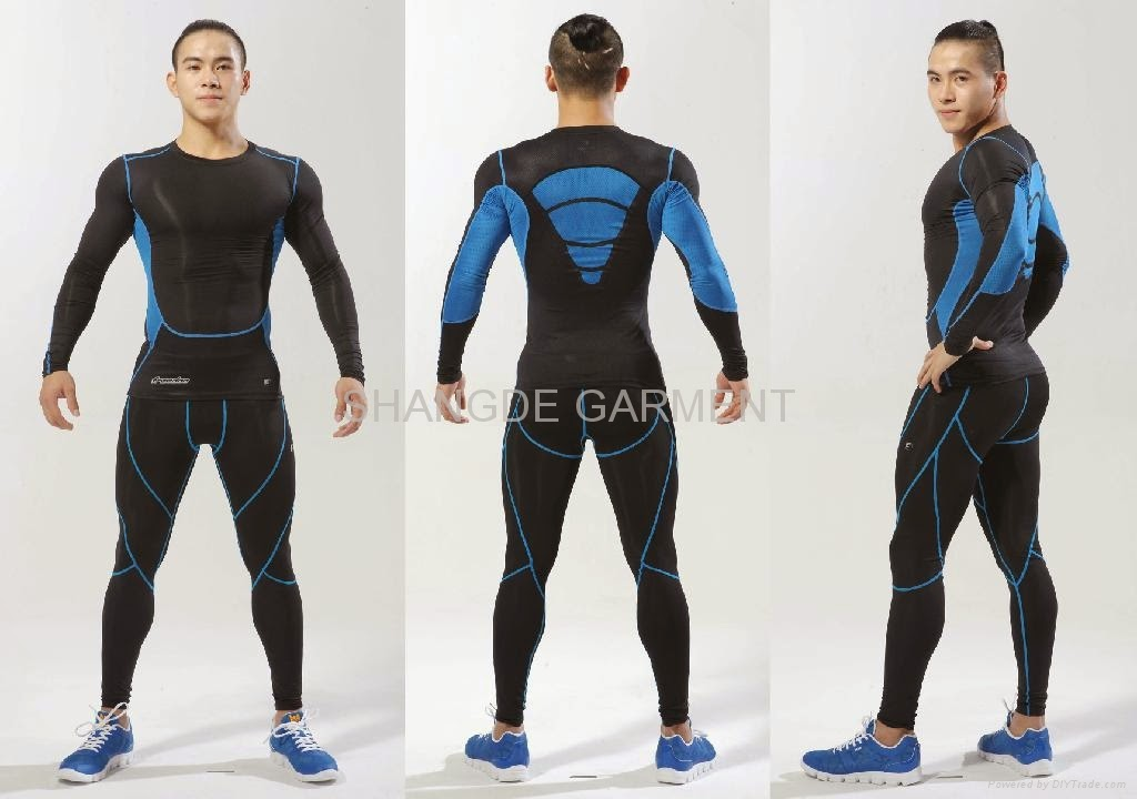 Compression wear and its application in the gym for Dress shirts for athletic build
