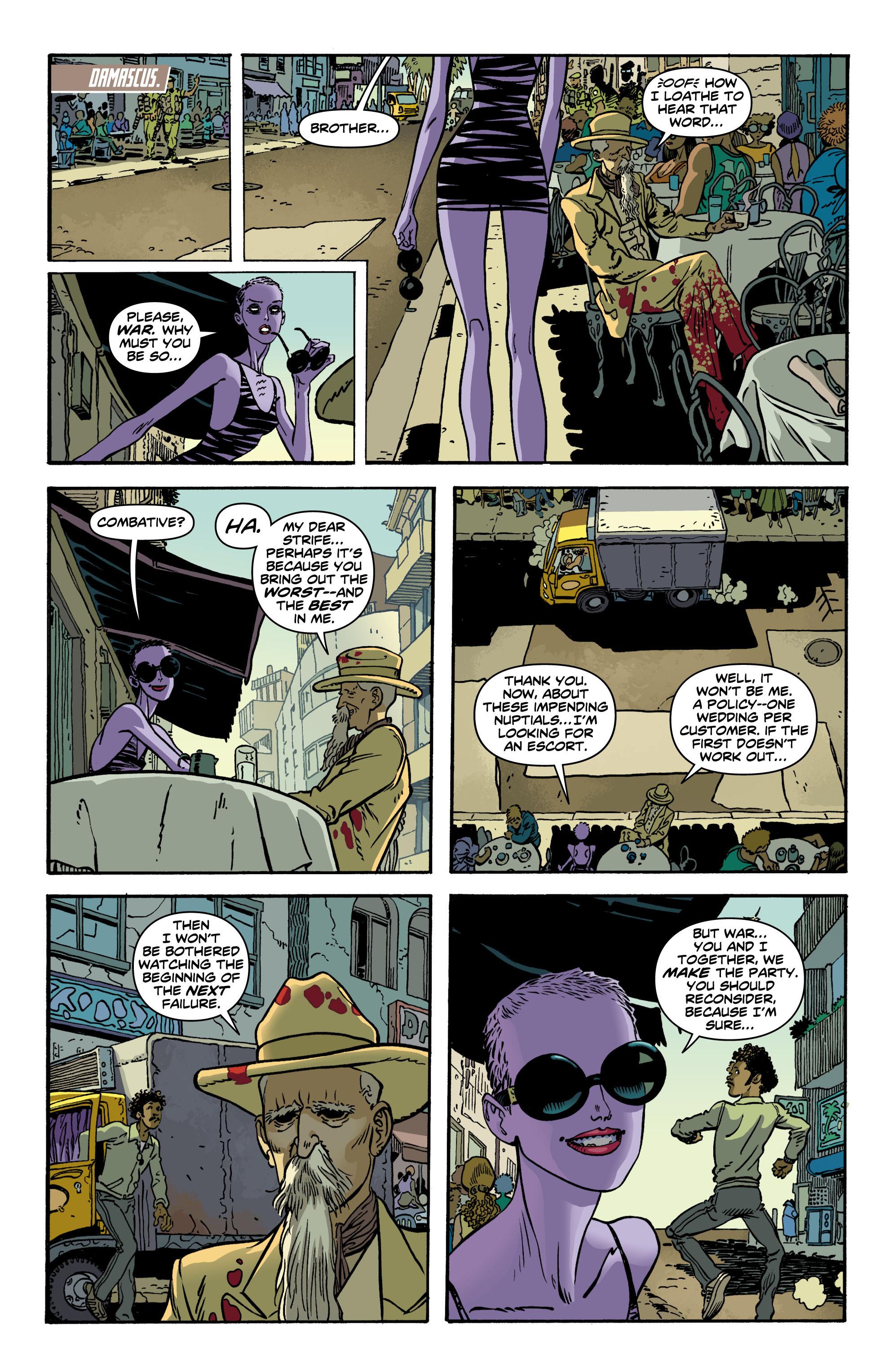 Read online Wonder Woman (2011) comic -  Issue #9 - 2