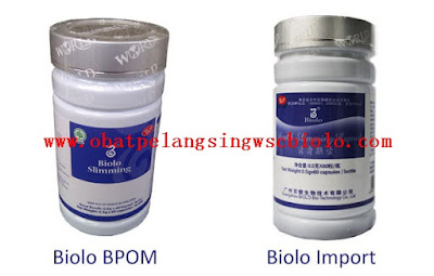 Info Perbedaan Biolo Slimming Lokal Dan Biolo Wsc Impor