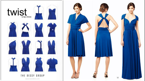 Twist Dress Must Have Dress This Spring