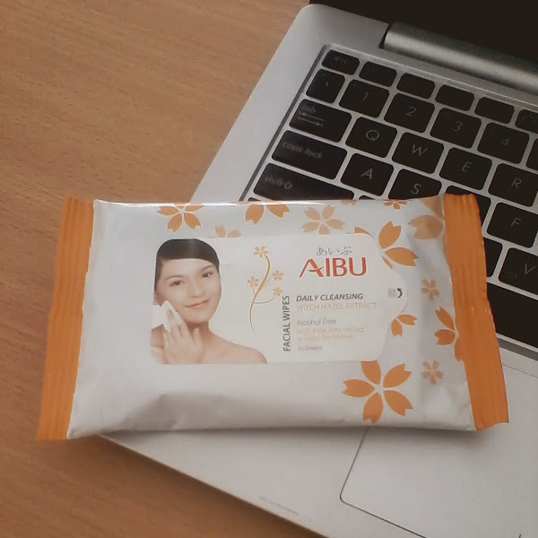 Review Aibu Facial Wipes